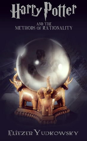 Harry Potter and the Methods of Rationality by Yudkwoski Cover