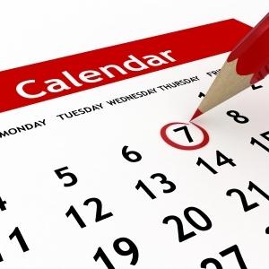 Semanas 4 e 5 – revisão e replanejamento