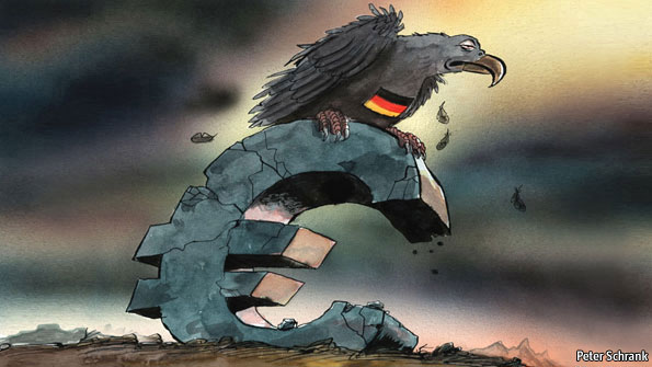 Alemanha sobre a crise econômica