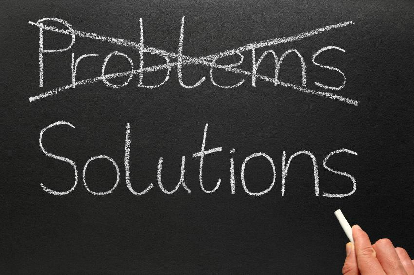 Problema e Solução