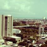 Recife: rio, mar, mangue, história e modernidade