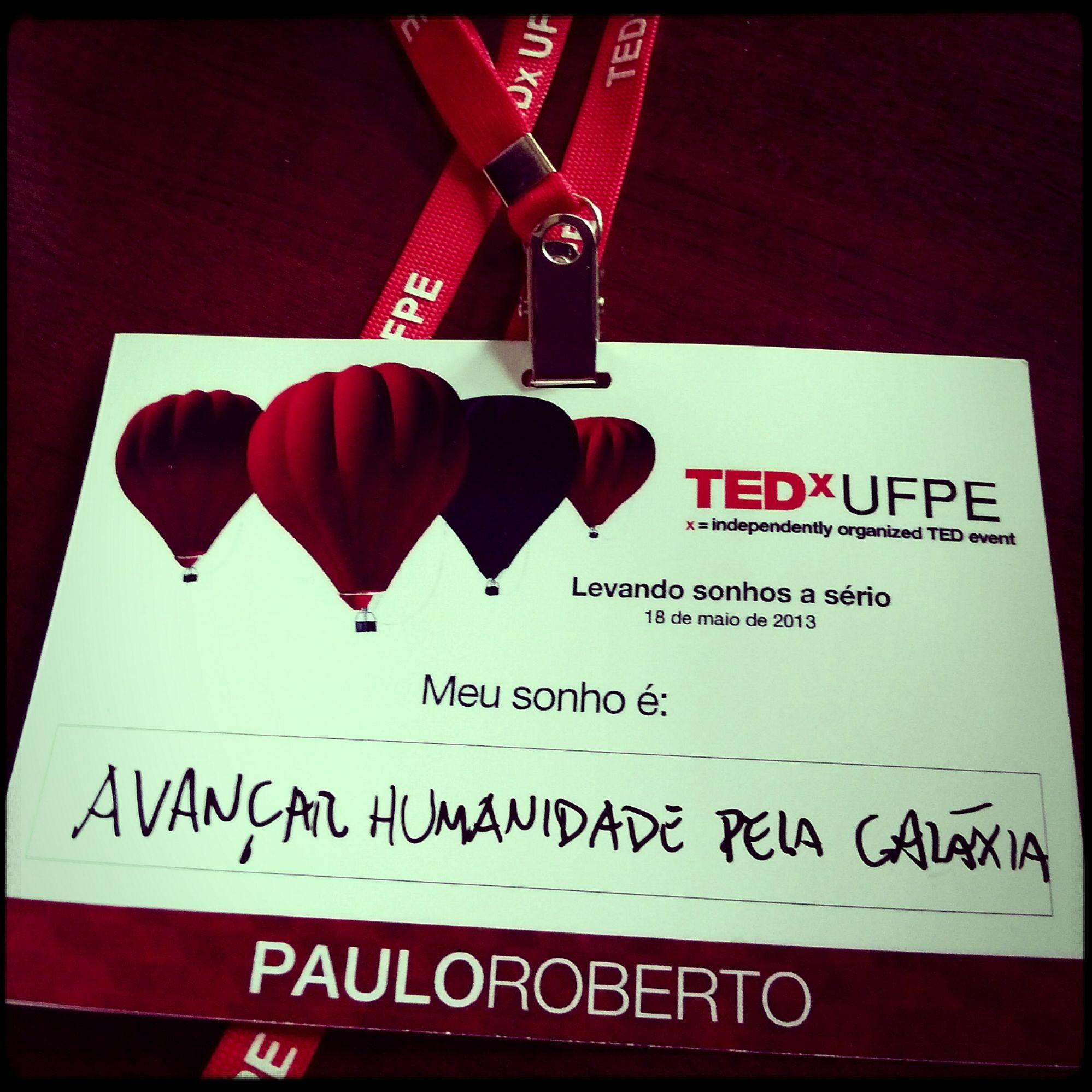 O Que Aprendi Ajudando a Organizar um TEDx