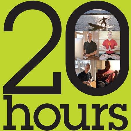 """""""As Primeiras 20 Horas"""", por Josh Kaufman (livro sobre meta-aprendizado)"""