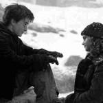 Harry e hermione conversando