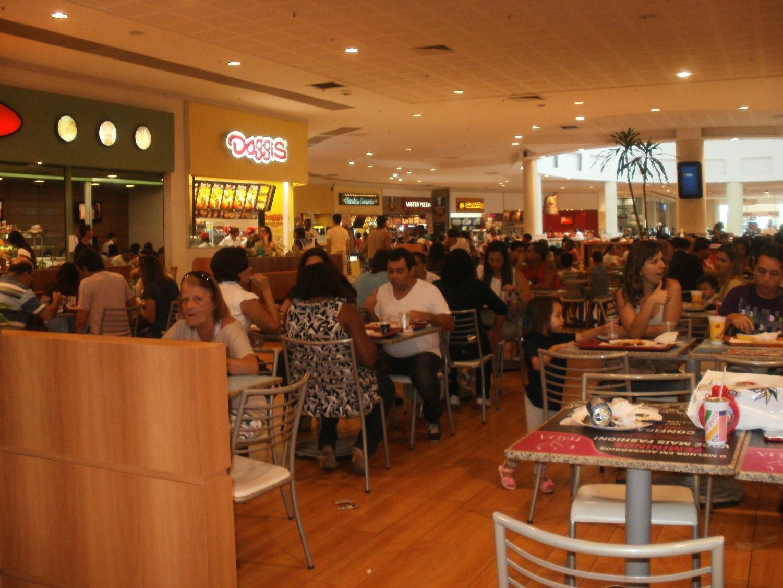 Shopping - Praça de Alimentação