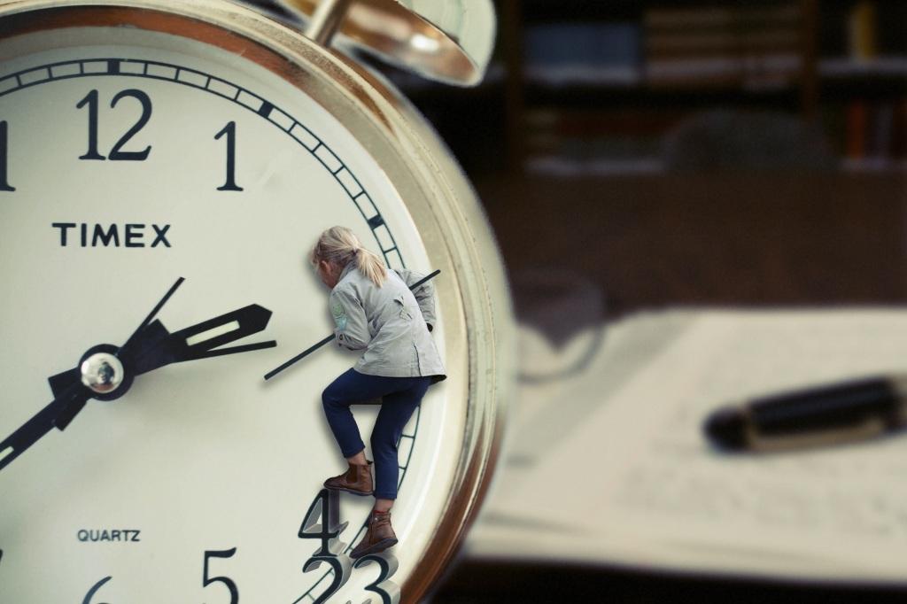 Parar o tempo