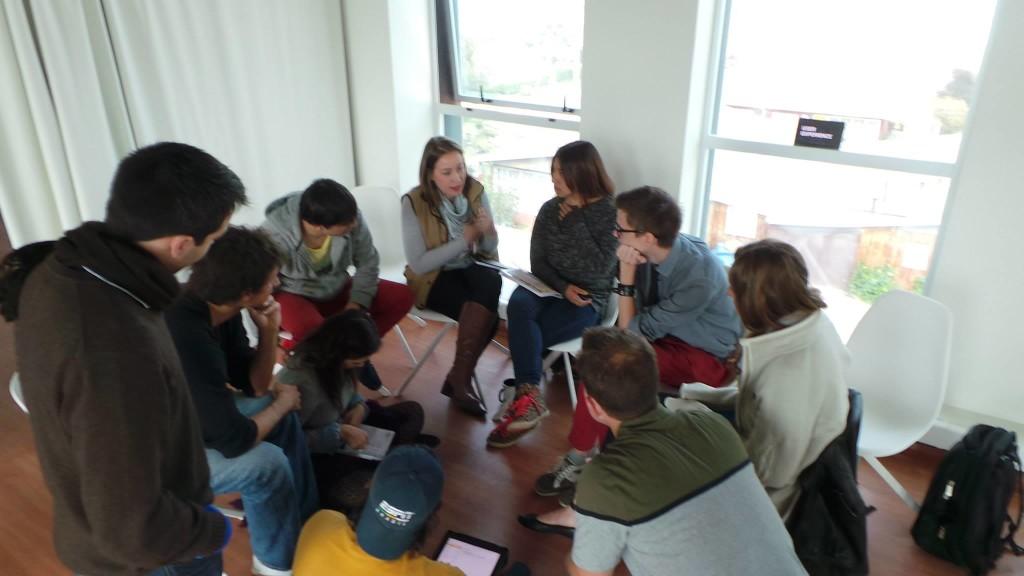 Bootcamp da Exosphere no Chile