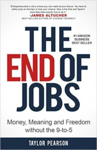 The end of jobs pearson